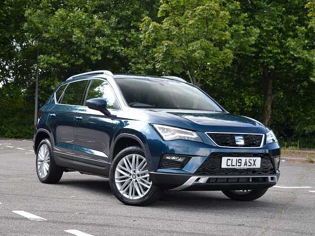 SEAT Ateca SUV 2.0 TDI (150ps) Xcellence (s/s) DSG 5Dr